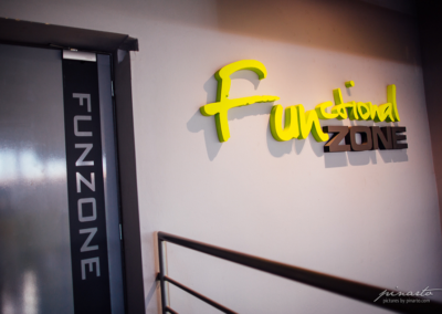 Functional zone
